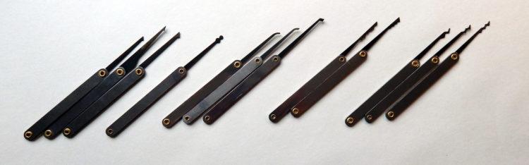 ➤ Es müssen nicht immer gekaufte Lockpicking Werkzeuge sein