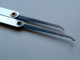 Hooks sind die präzisesten Werkzeuge, mit ihnen kann man jeden Pin einzeln ansteuern