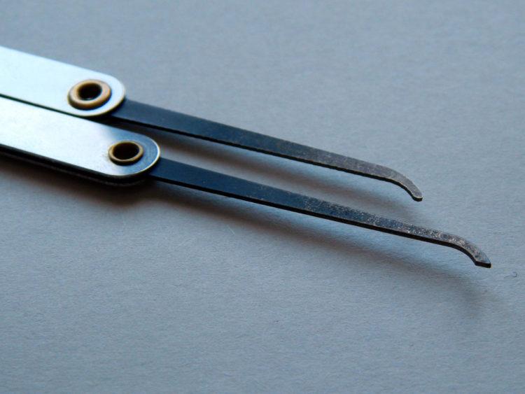 Lockpicking Werkzeug; Hooks
