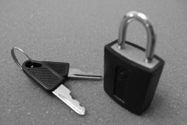 Lockpicking Schloss