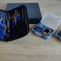 Bestargot Lockpicking Set Übersicht