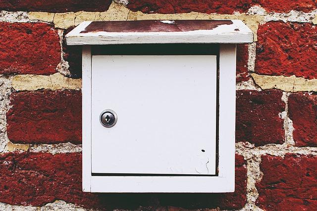 ➤ Die meisten Briefkastenschlösser lassen sich problemlos knacken