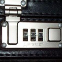 TSA Schloss - Kofferschloss