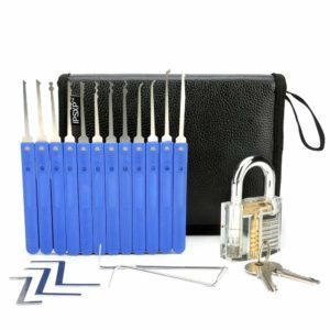 Lockpicking Set IPSXP