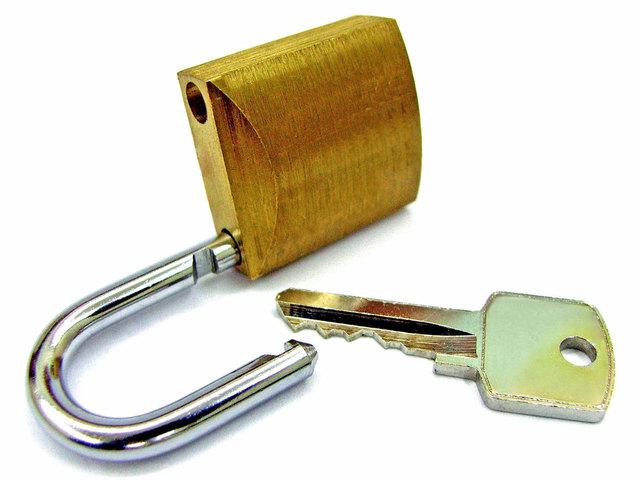 Lockpicking Vorhängeschloss