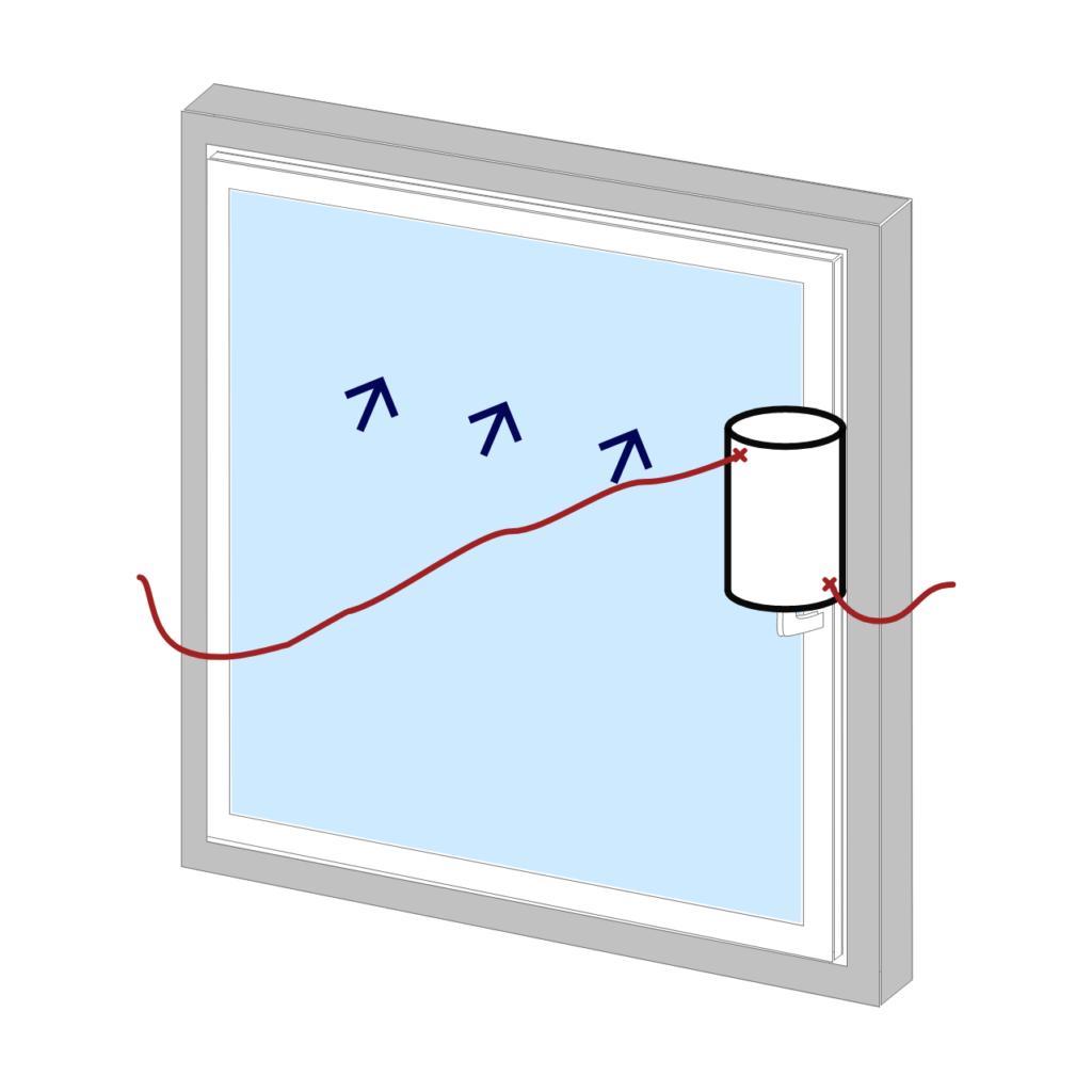 Schritt 3: Fenster schließen
