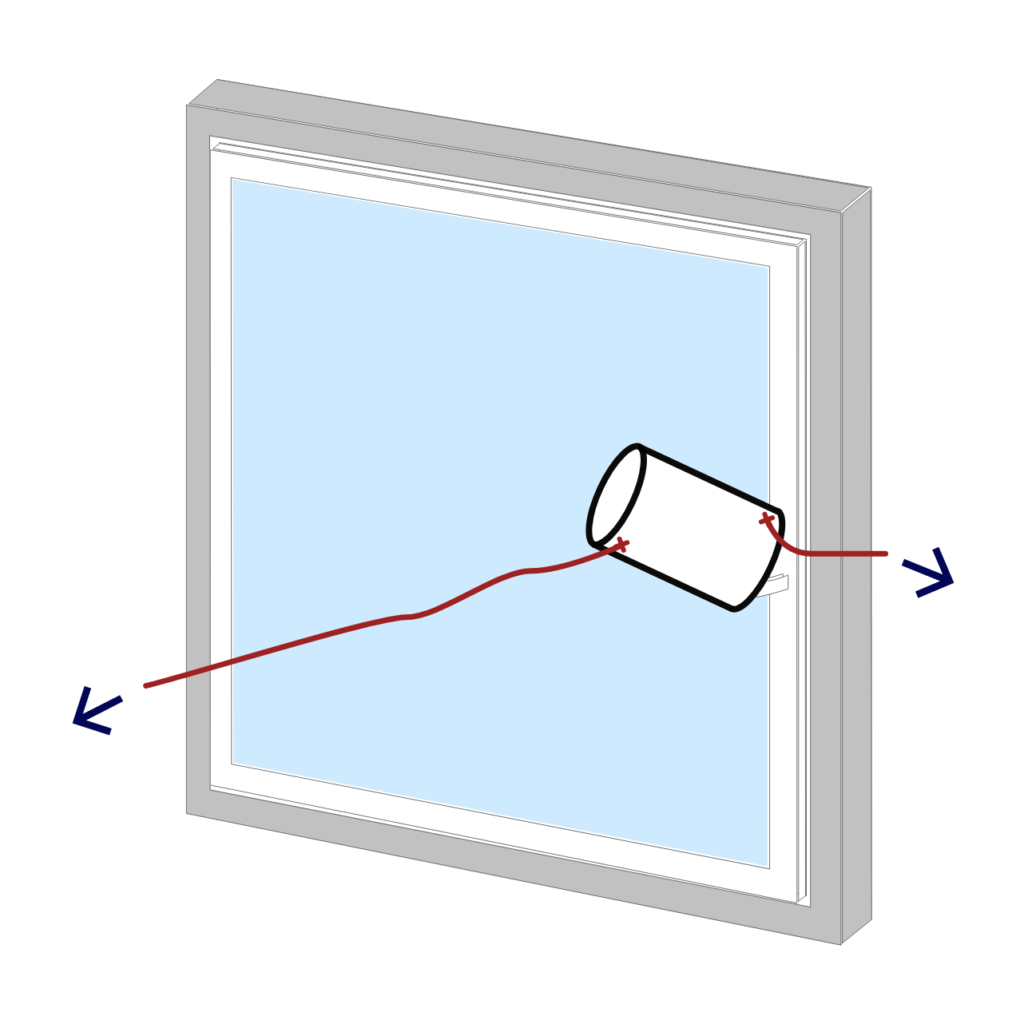 Schritt 4: Fenster öffnen